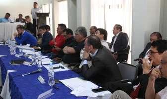 Reunión División Profesional Bolivia