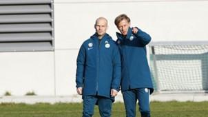 Freddie Ljungberg Andries Jonker Wolfsburg 27022017