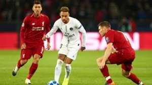 Neymar PSG Liverpool
