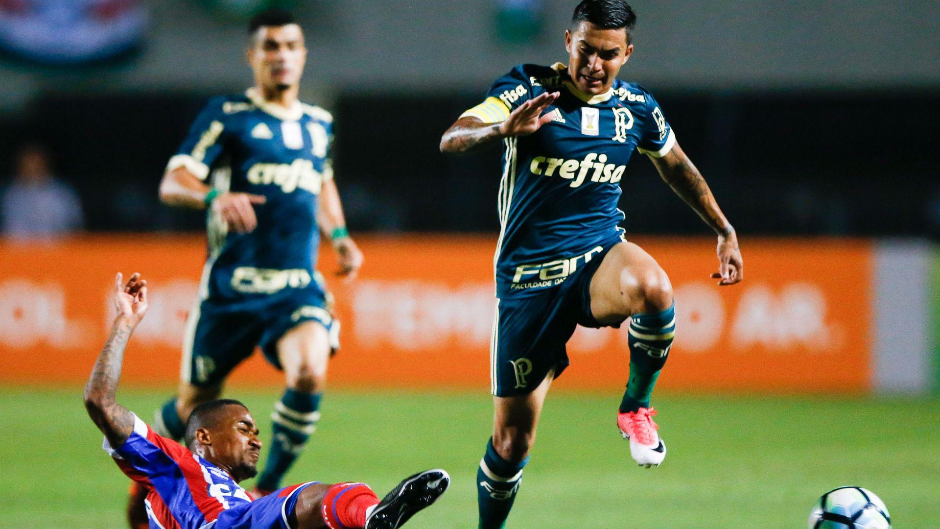 Dudu Palmeiras Bahia Brasileirao Serie A 12102017