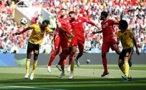 تونس - بلجيكا