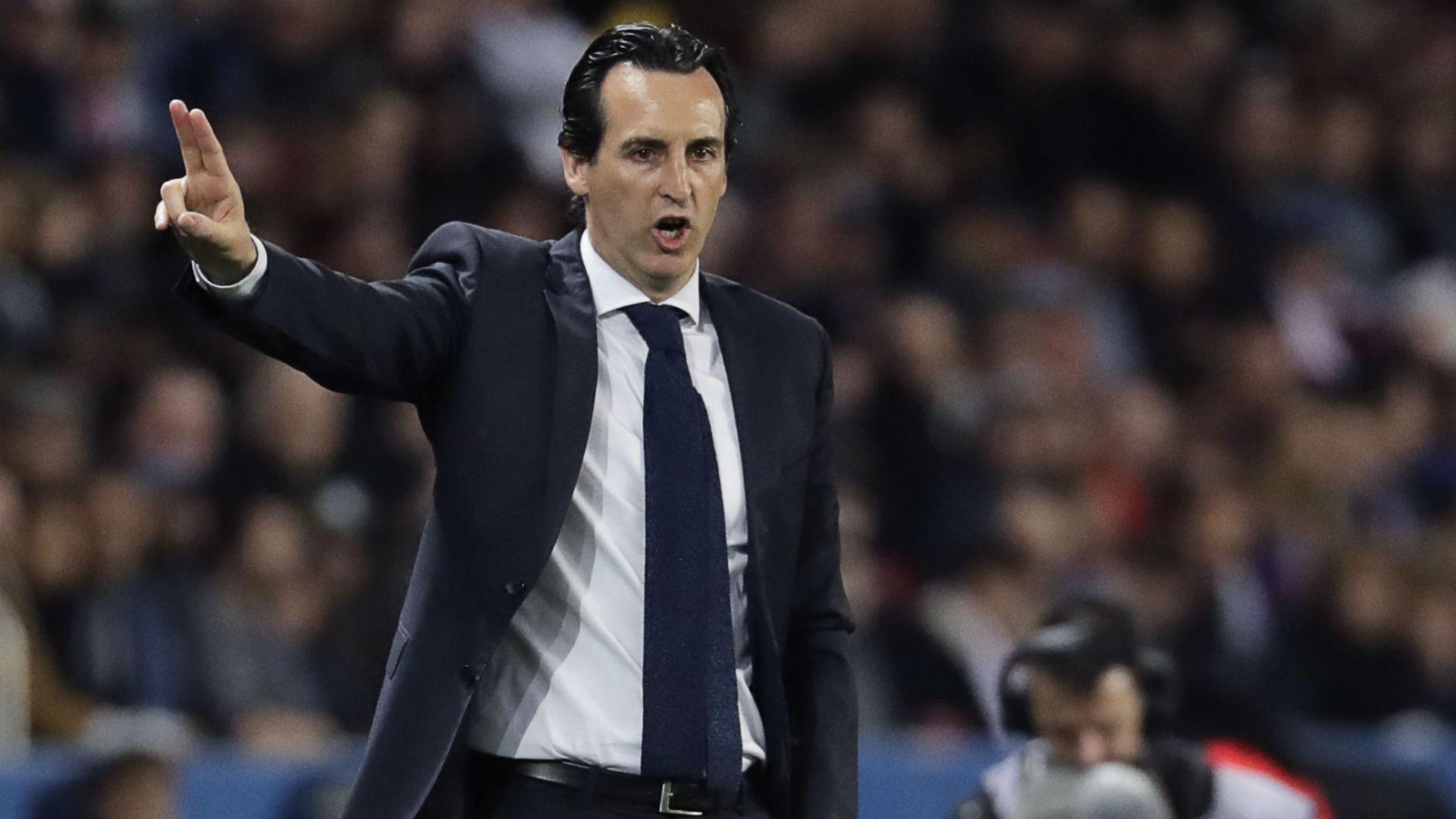 PSG - Emery croit toujours autant au projet parisien