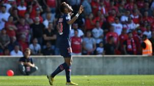 Neymar Nimes PSG Ligue 1 01092018