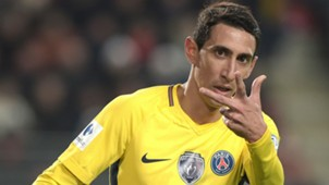 Angel Di Maria Rennes PSG Coupe de France 07012018