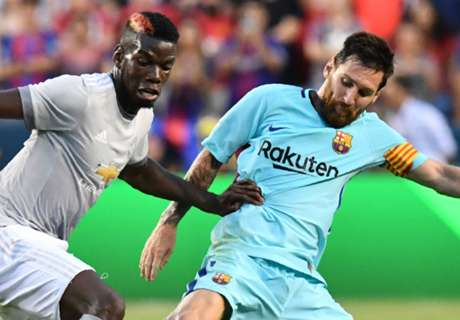 Pogba fuels Barca rumours after chilling with Messi