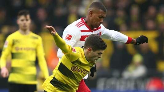Christian Pulisic Walace Borussia Dortmund Hamburg