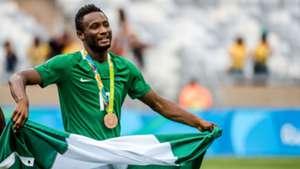 John Obi Mikel Nigeria