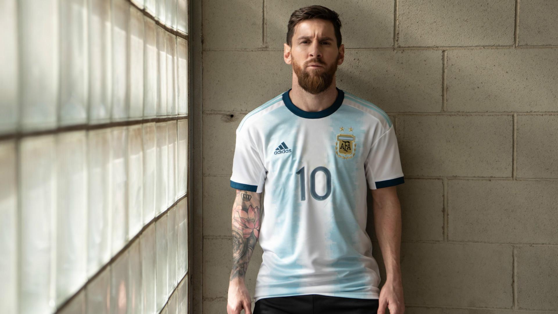 Lionel Messi Camiseta Argentina 2019
