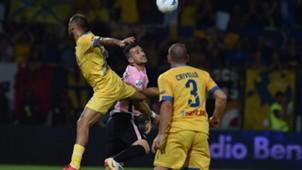 Ilja Nestorovski Frosinone Palermo Serie B