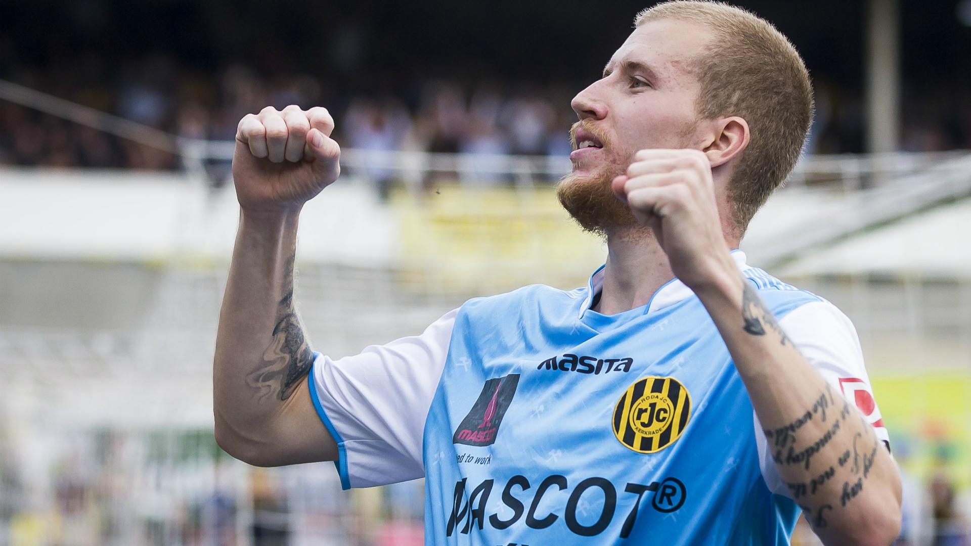 Simon Gustafson, Roda JC, Eredivisie 04292018