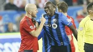 Michael Bradley Hassoun Camara Toronto FC Montreal Impact MLS 11302016