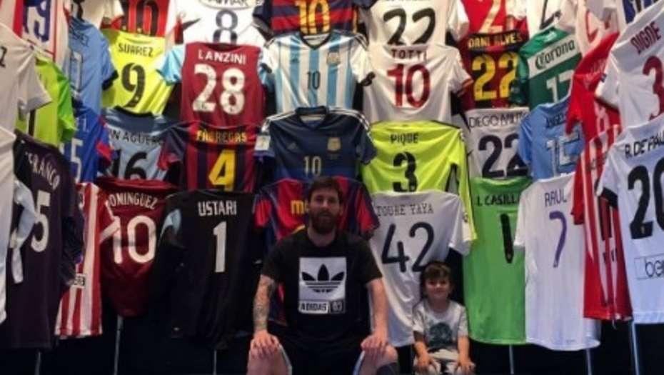 Colección Messi