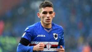 Lucas Torreira Sampdoria Torino Serie A 04122016