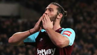 Andy Carroll West Ham
