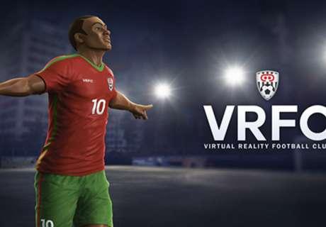 Football in virtual reality? VRFC has a shot