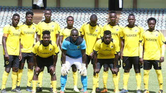 Tusker's lineup against ASPL 2000