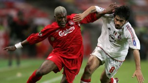 Djibril Cisse Liverpool 2004-05