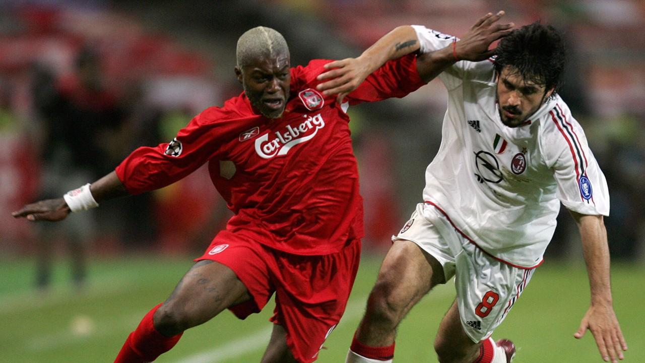 Guinean club Wakriya deny signing former Liverpool and France star Djibril Cisse