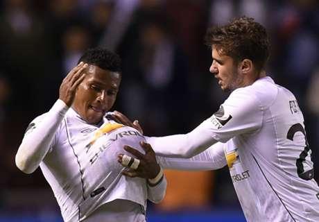 VIDEO: Scuffle in Copa Sudamericana