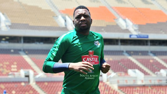 Itumeleng Khune of South Africa