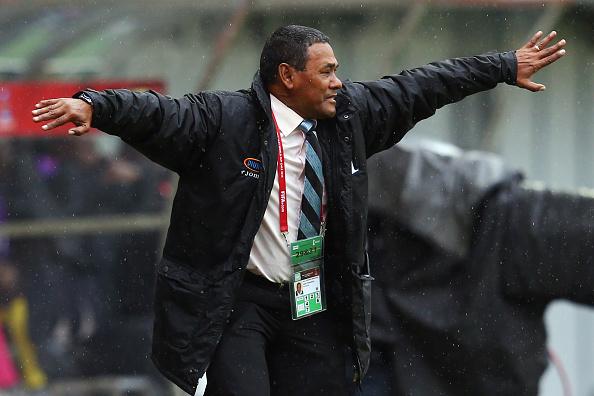 Jose Valladares Honduras U-17 coach