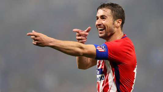 Gabi Atletico de Madrid Europa League