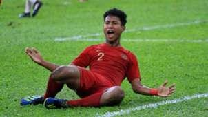 Amiruddin Bagas - Indonesia U-16