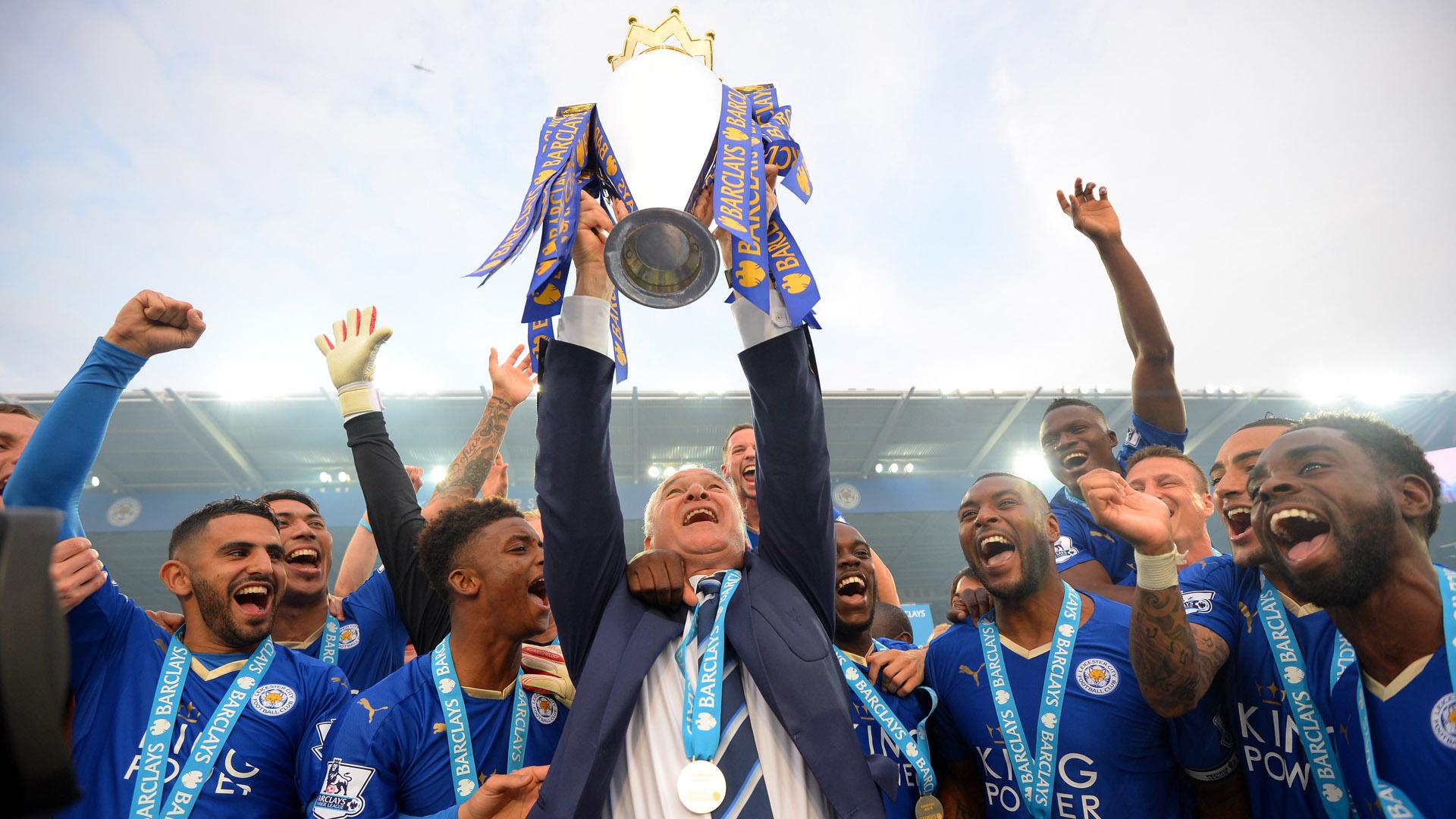 Claudio Ranieri Chelsea Premier League