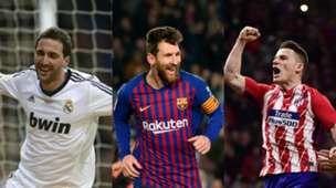 Collage Messi Higuain Gameiro
