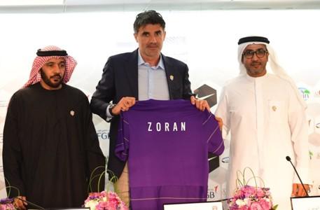 Zoran Mamić - Al Ain, UAE