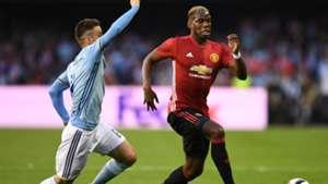 Radoja Pogba Celta Manchester United Europa League