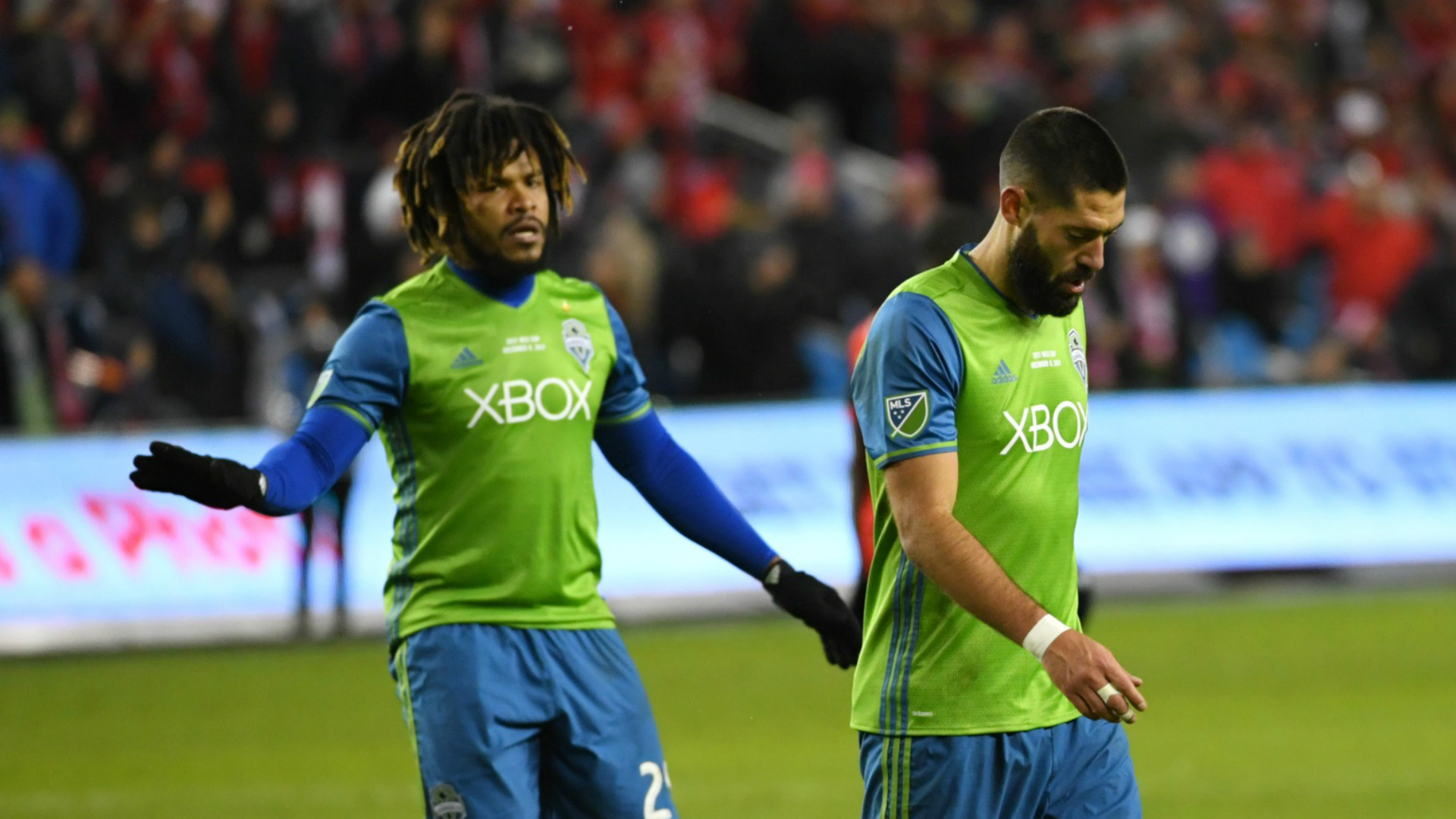 Clint Dempsey MLS Seattle Sounders 12112017