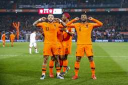 Netherlands Belarus Wijnaldum Memphis