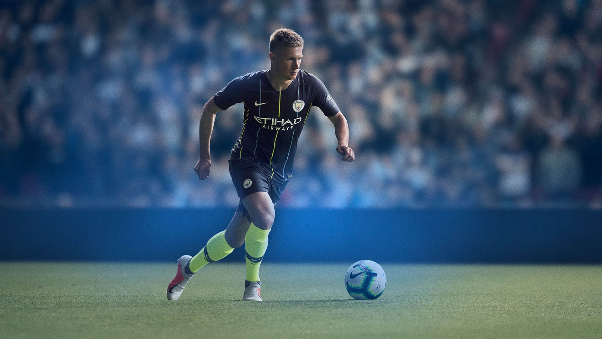 Manchester City Away Kit 2018/19