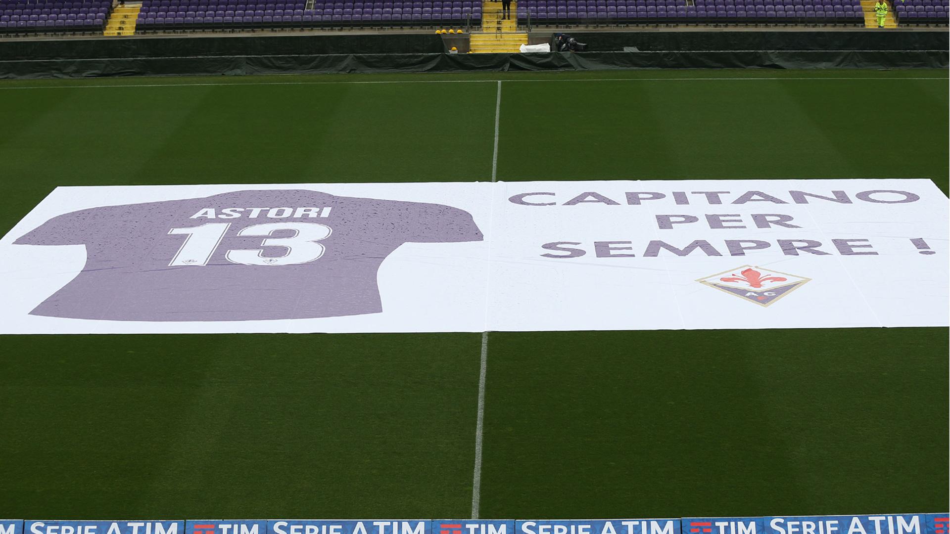 Fiorentina, centro sportivo accanto al Franchi intitolato ad Astori