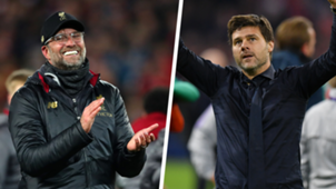 Pochettino Klopp Champions League 2018-19