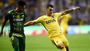 Pavon Boca Juniors Defensa y Justicia Superliga 07042018