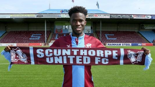 Ike Ugbo - Scunthorpe United