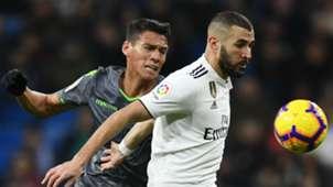 Real Madrid Real Sociedad Karim Benzema