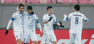 U23 Nhật Bản U23 Uzbekistan VCK U23 châu Á 2018