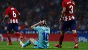 Leo Messi Atletico Madrid Barcelona LaLiga
