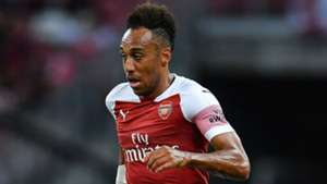 Pierre-Emerick Aubameyang Arsenal ICC 2018