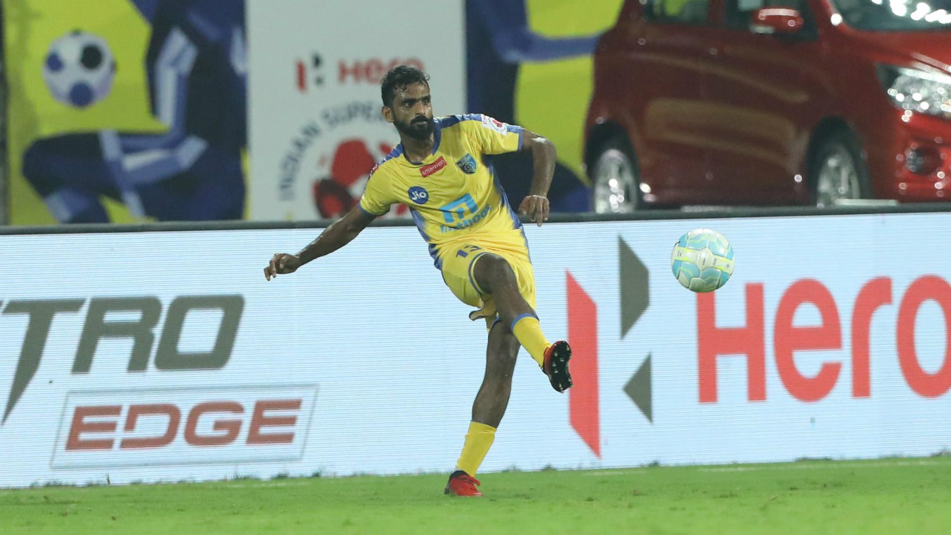 CK Vineeth Kerala Blasters ISL 4