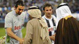 Del Piero Buffon 2012