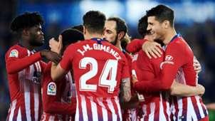 Atletico Madrid 2018-19