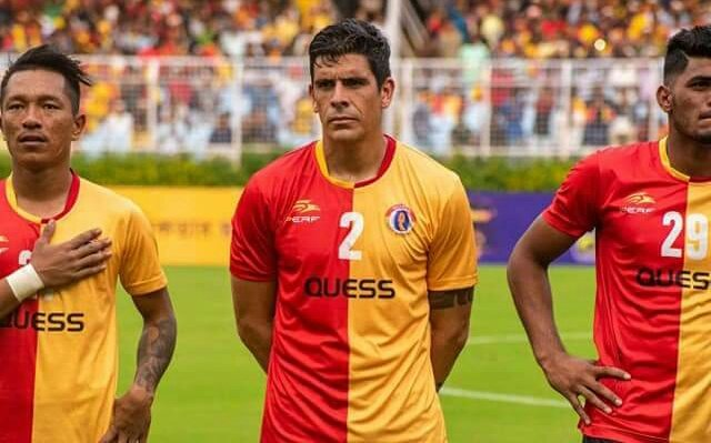 East Bengal Johnny Acosta