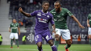 Kevin Théophile-Catherine Max-Alain Gradel Toulouse ASSE ligue 1 29102017