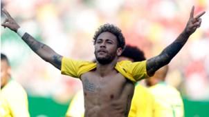 Neymar Brasil Seleção Austria 10 06 2018
