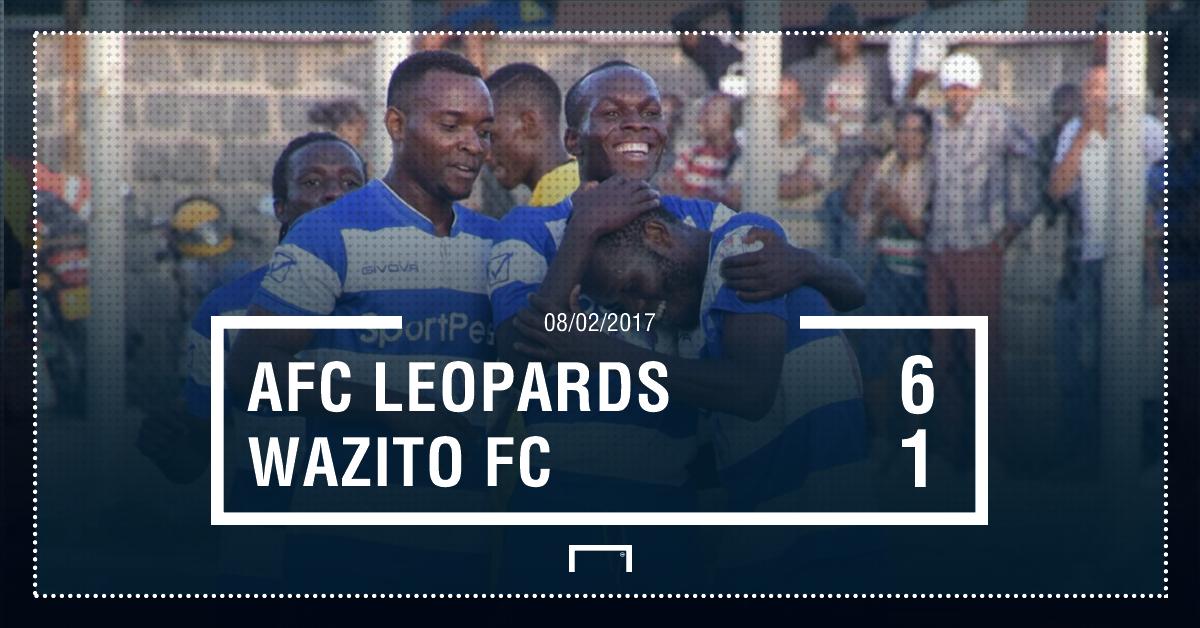 AFC Leopards v Wazito PS
