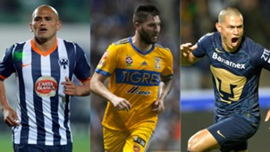 Collage extranjeros Liga MX